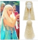 Game of Thrones Daenerys Wigs Targaryen Khaleesi Braids Costume Cosplay Fancy