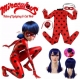 Miraculous Ladybug Marinette Costume with wig