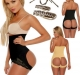 D558  Women Control Panty Shapewear Butt Lifter Tummy Waist Cincher Magic Boy Short