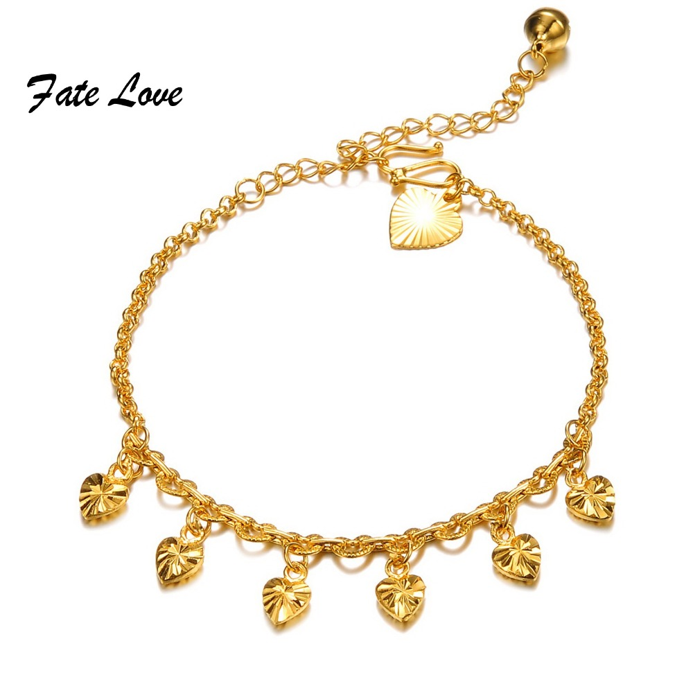 pin peuce gold love ankle bracelet bracelets in filled anklet
