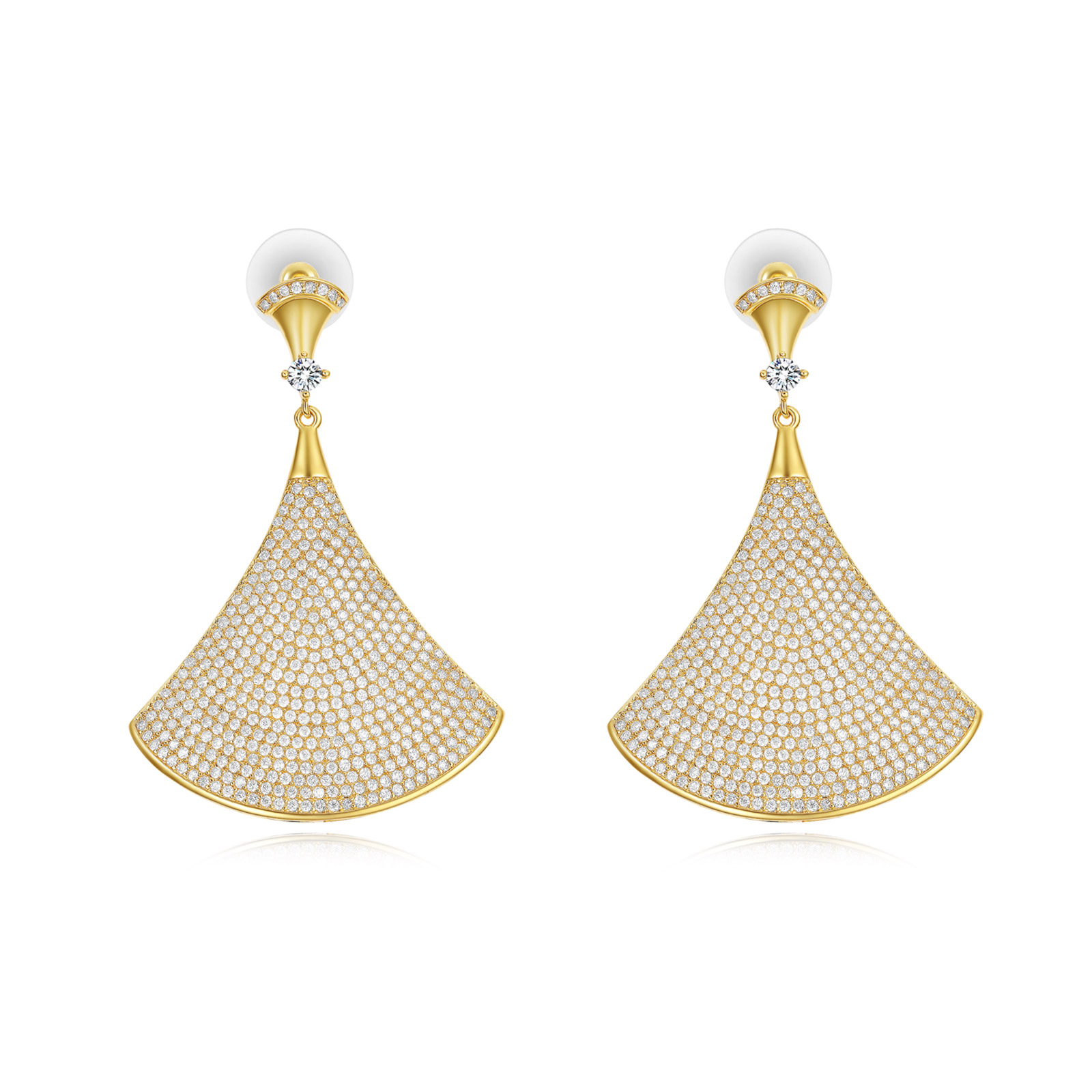 ziveg wear made online silver zirconia category buy daily earrings with swarovski india sterling