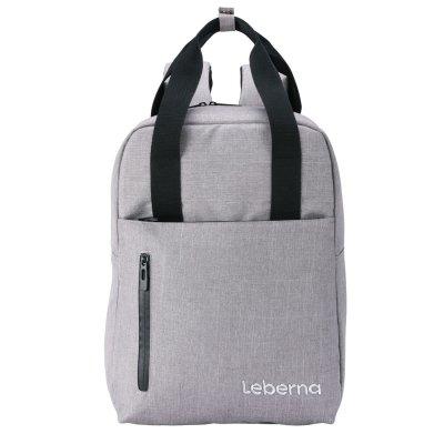 4ab16c472363 Leberna Unisex Water-resistant Business Laptop Backpack Lightweight ...