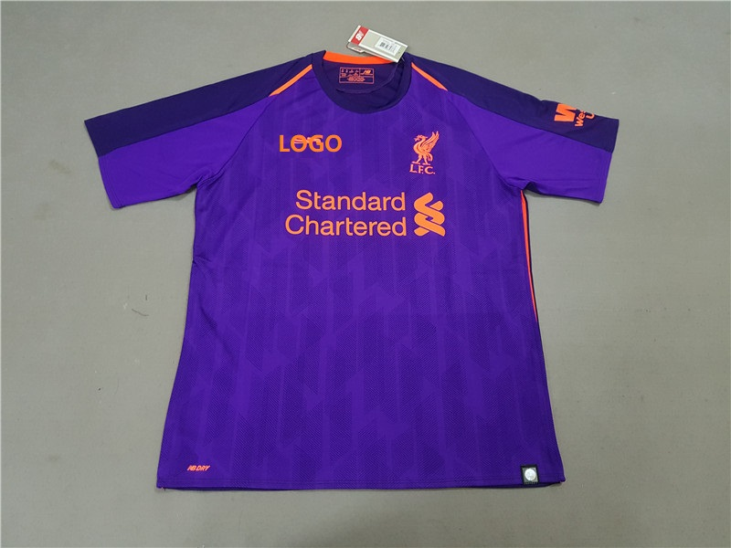 7344660f 2018/19 Men Liverpool Away Soccer Jersey -Thai Quality Adult Football Shirt  Item NO: 538008