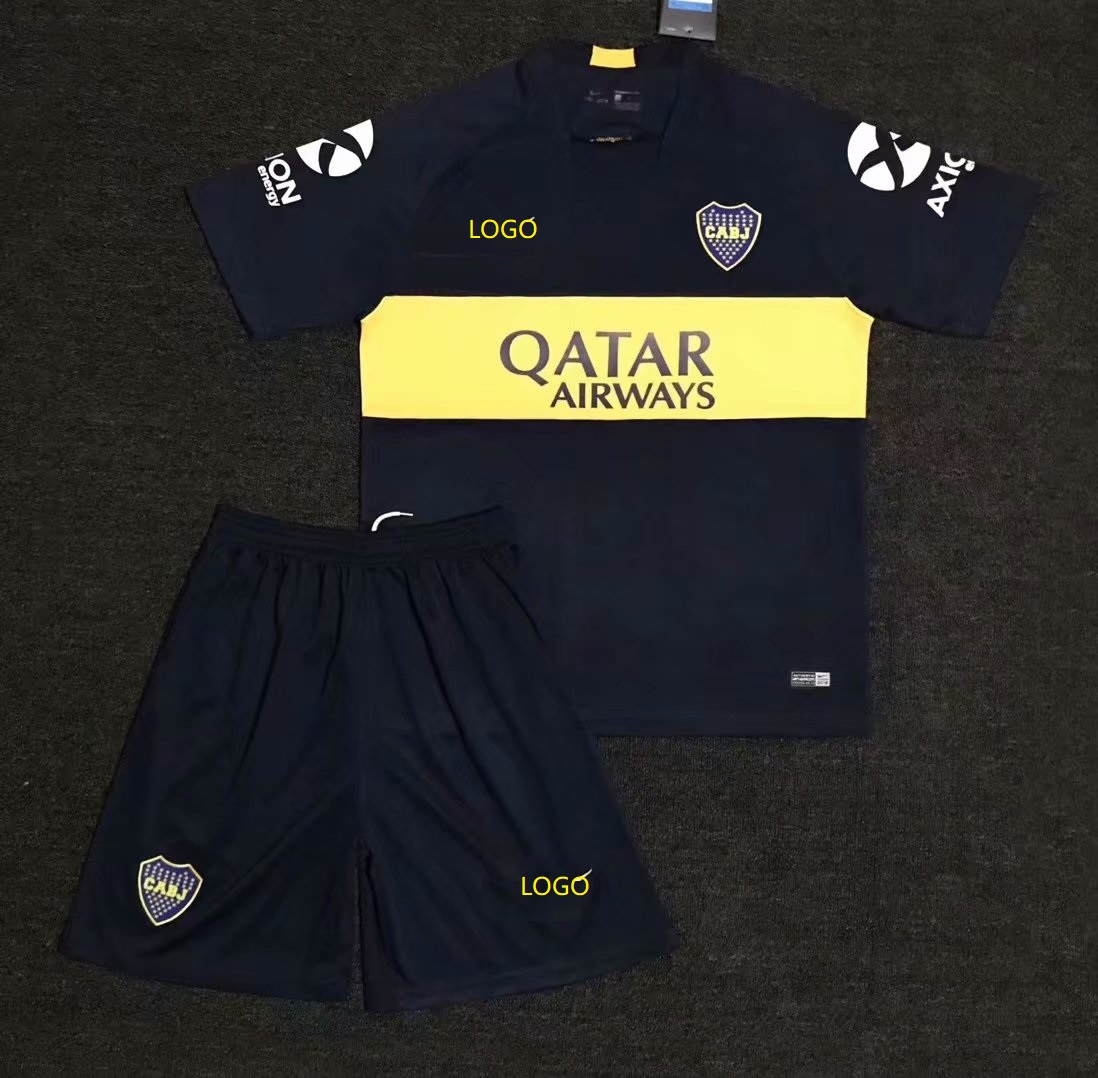 cb19bd1c7 2018/19 Adult Club Atlético Boca Juniors Soccer Jersey Uniforms Men Cheap  Football Kits Wholesale Item NO: 546833