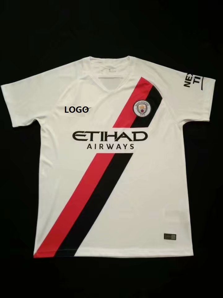 reputable site f3f04 50389 18/19 Adult Manchester City Thai Quality Soccer Jerseys Men Football Shirts