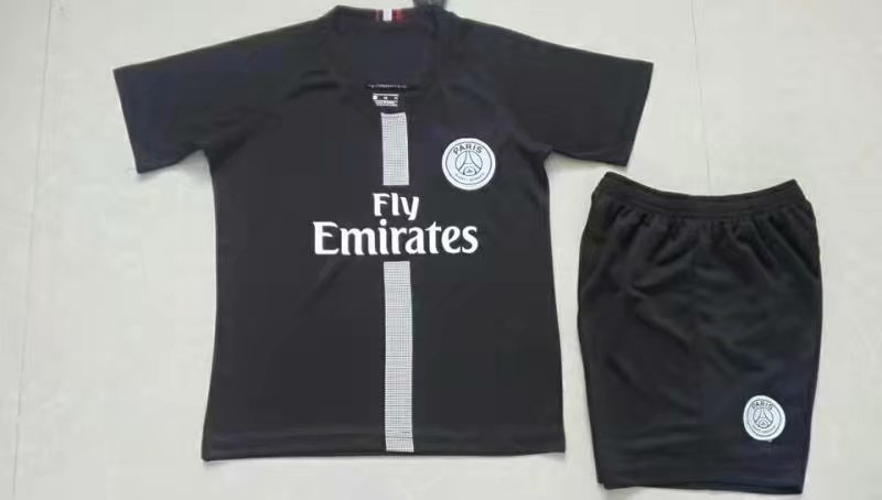 42e04ef4ee5 2018/19 Kids PSG Paris Soccer Jerseys Uniforms Boy Football Kits Item NO:  562158