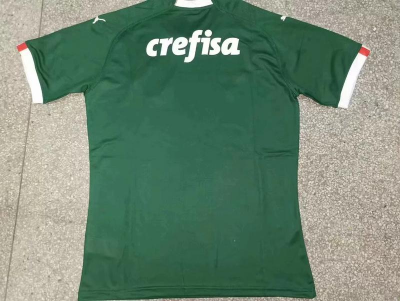 957fd072c28 19-20 Adult Palmeiras Home Thai Quality soccer jersey Green Item NO: 572129