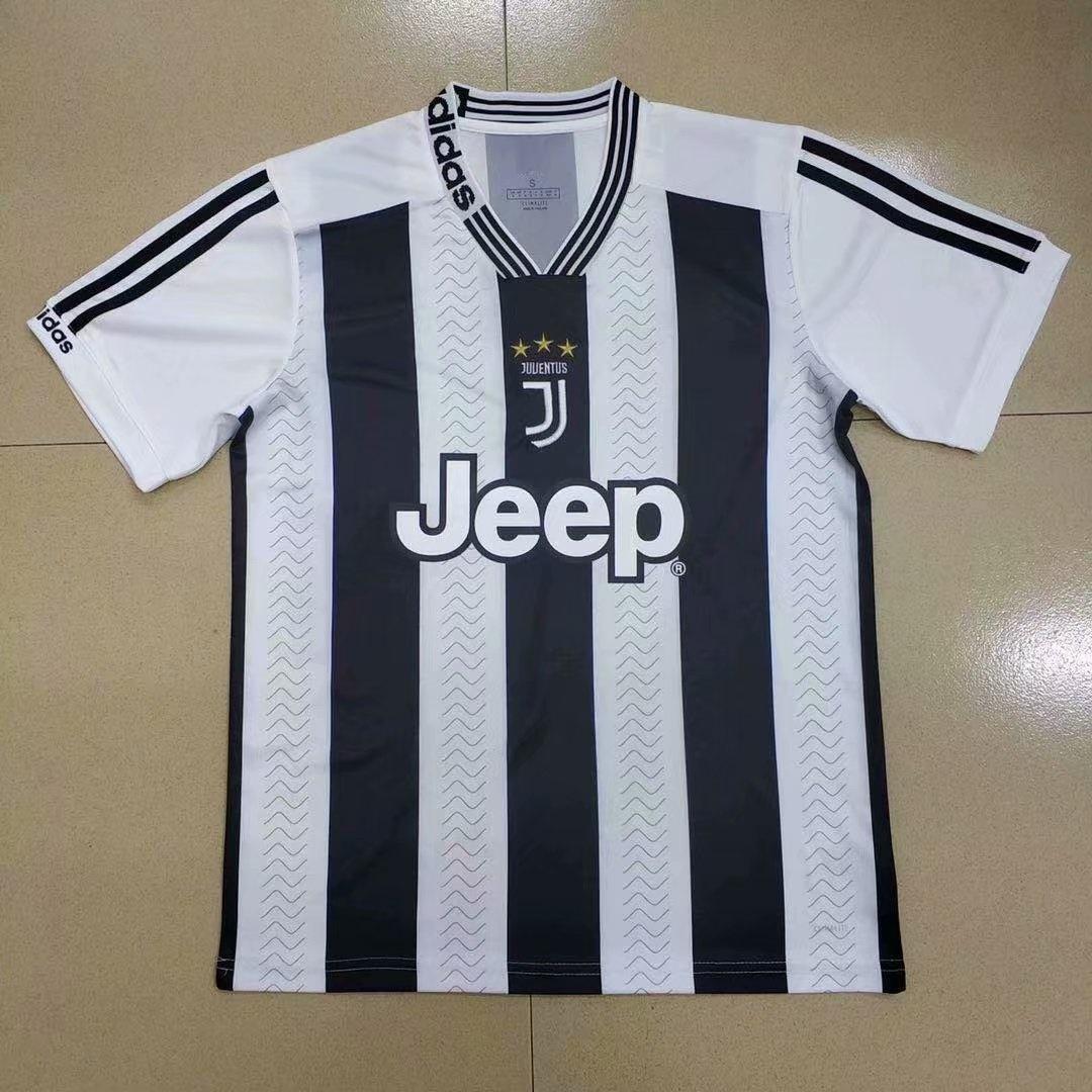 2019 20 Juventus Home Soccer Jersey Thai Quality Football Shirt Customize  Name Number a9a07cff3