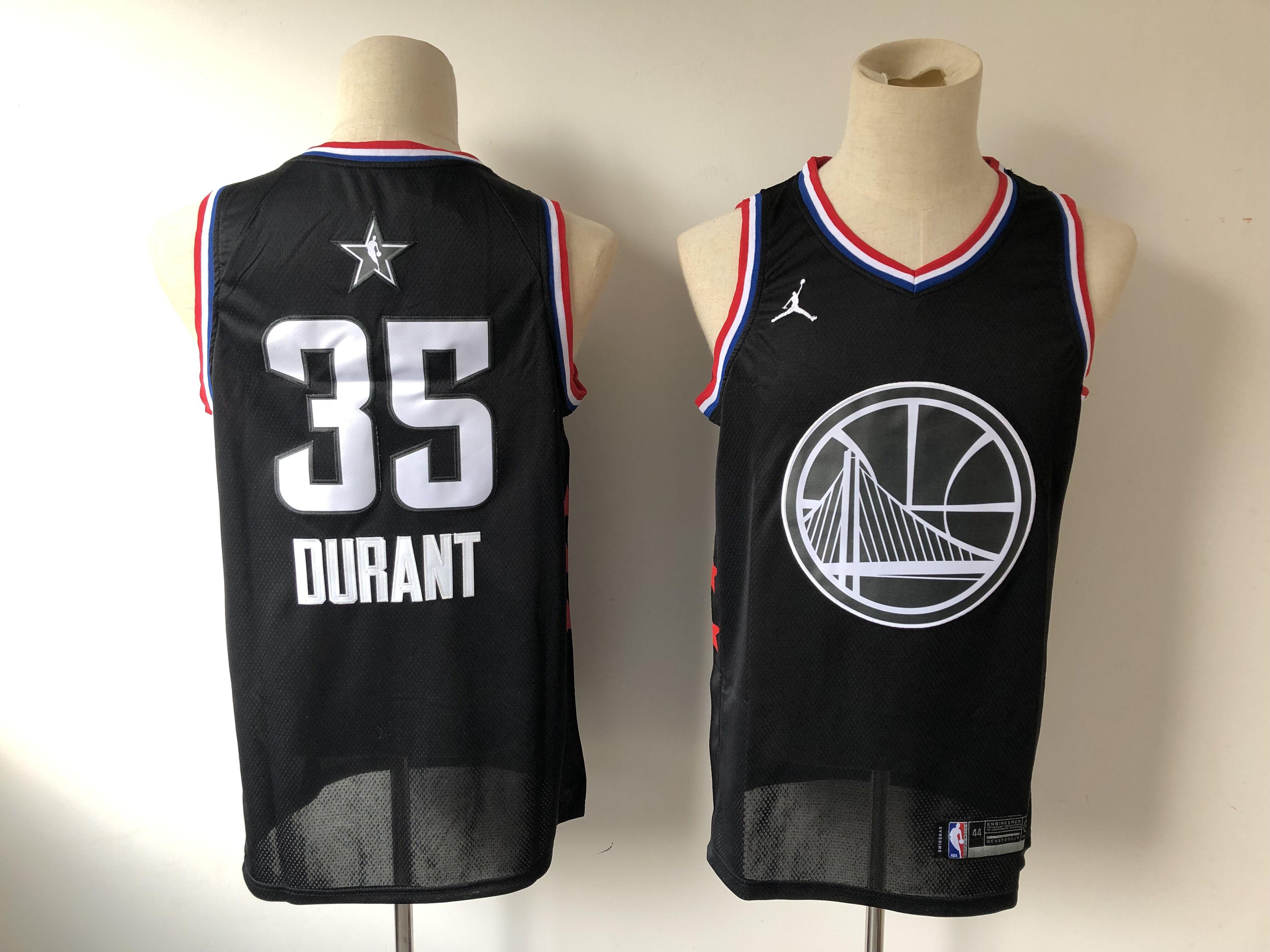 wholesale dealer f9813 d0b06 All Start Adult Kevin Durant Jersey Basketball Shirt