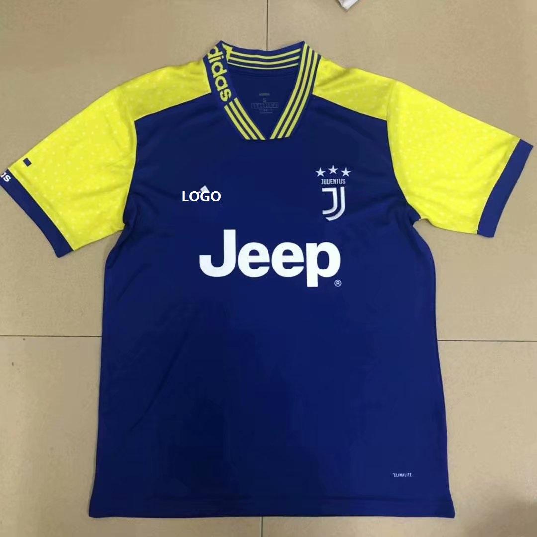 070316fb040 19-20 Juventus Special Blue Thai Quality Soccer Jersey Item NO: 573356