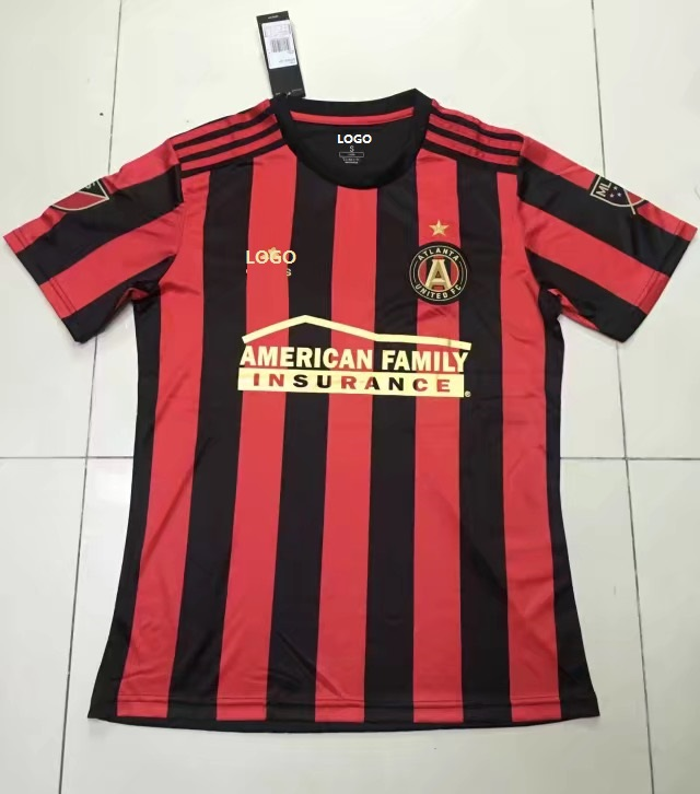 half off 91e4e 4cdad 2019/20 Men Thai Quality Atlanta United Home Soccer Jersey