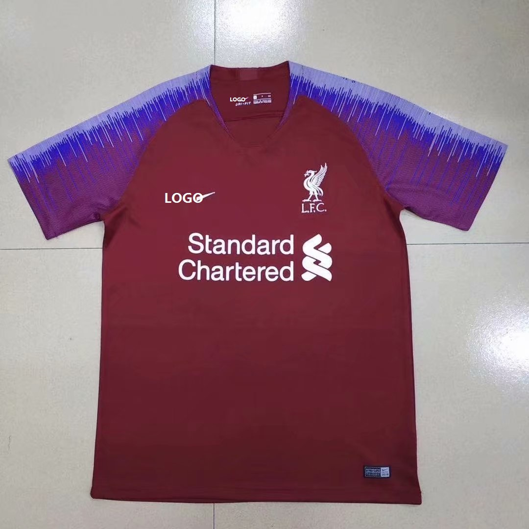 617b15bb091 19 20 Adult Liverpool Home Thai Quality Soccer Jersey Item NO  573982