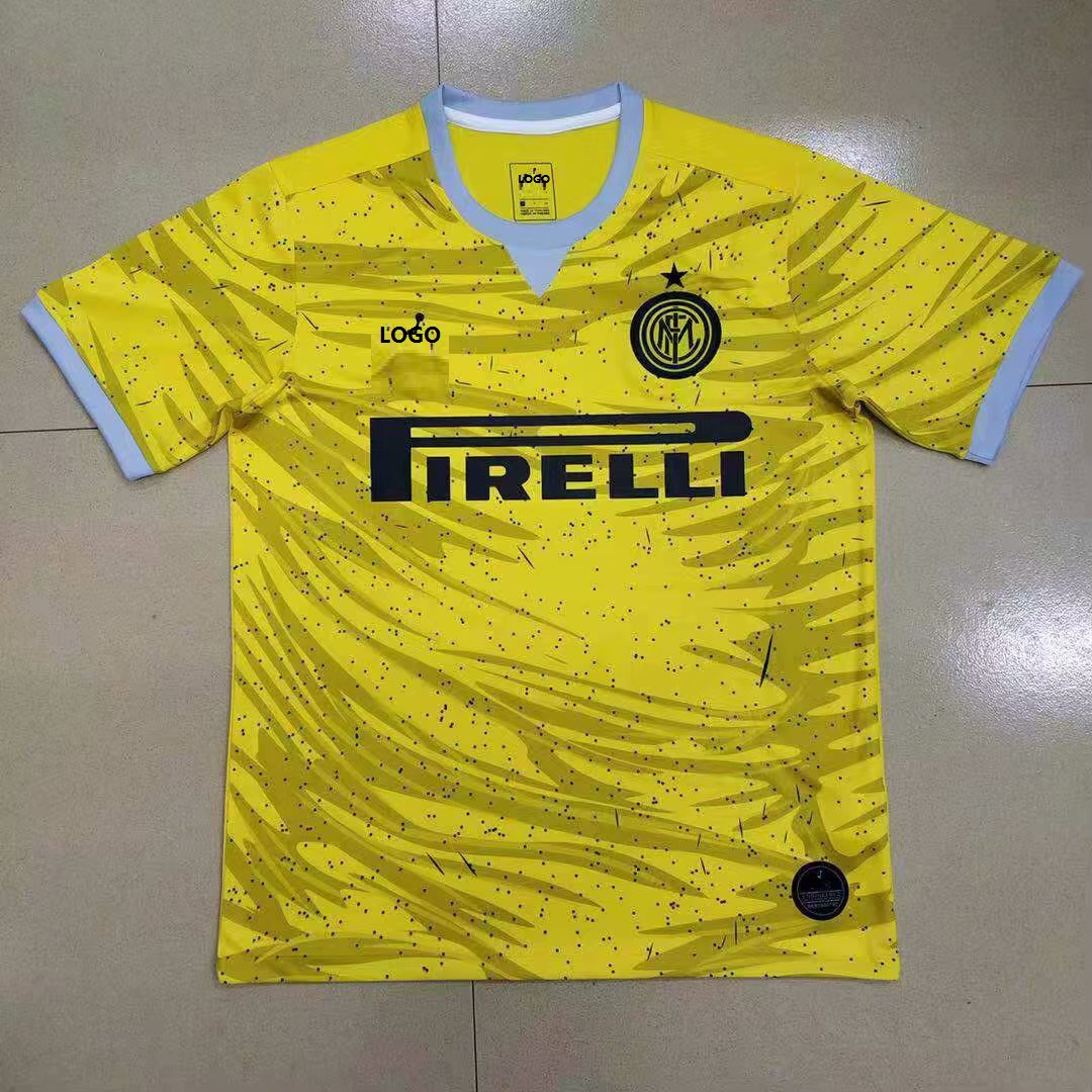 cheap for discount 31b40 76ad7 2019/20 Thai Quality Men Inter Milan training Jersey Soccer Shirt