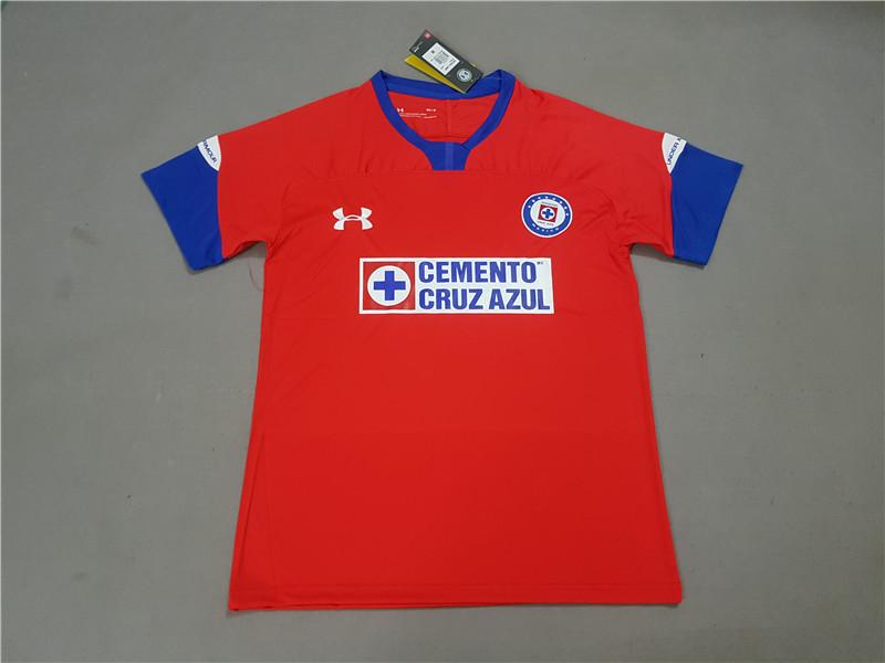 445dca48645 2019 Men Cruz Azul 3rd Soccer Jerseys Thai Quality
