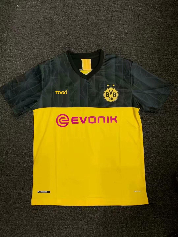 657bb148265 19/20 Thai Qulity Men Dortmund Home Soccer Jerseys