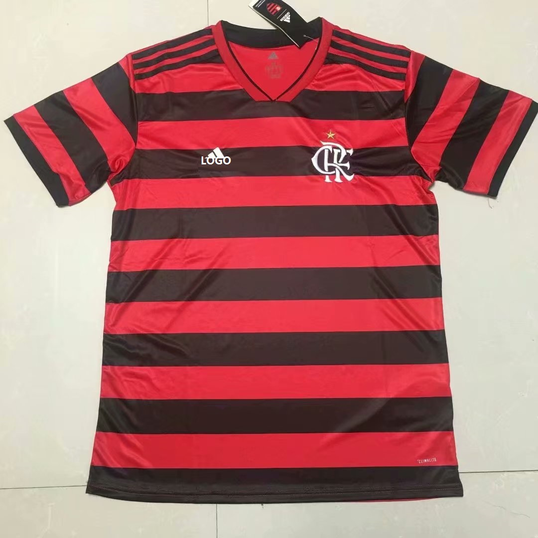 c14dfd572 2019-20 Adult Flamengo Home Soccer Jersey Thai Quality