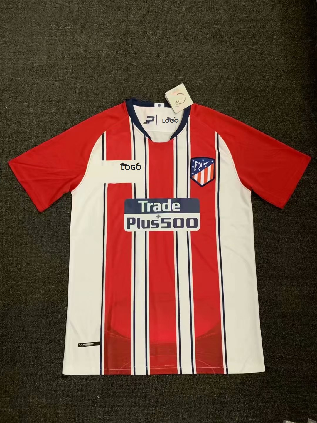1c549a1f74d 2019-20 Men Atletico Madrid Home Soccer Jersey Thai Quality Item NO  578126