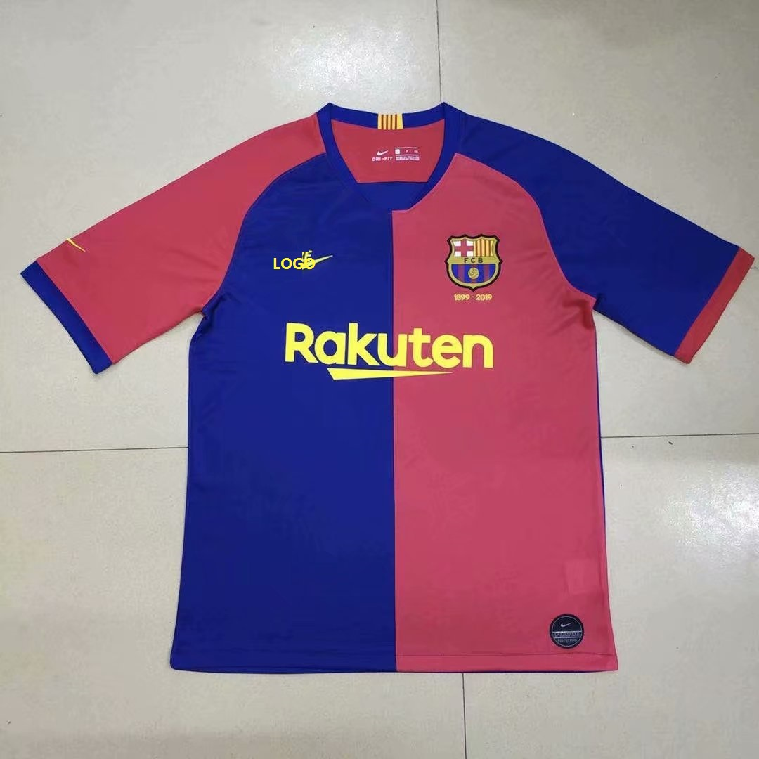 549a690e77b 2019-20 Adult Barcelona Soccer Jerseys 120 year Football Shirt-Thai Quality  Item NO  581791