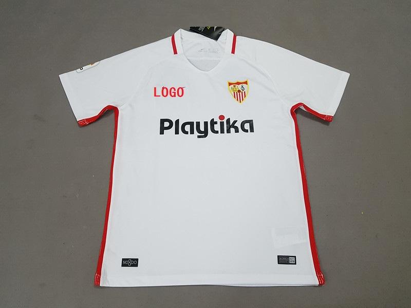 33a735a86 18 19 Adult Sevilla Football Jersey Men Soccer Shirt
