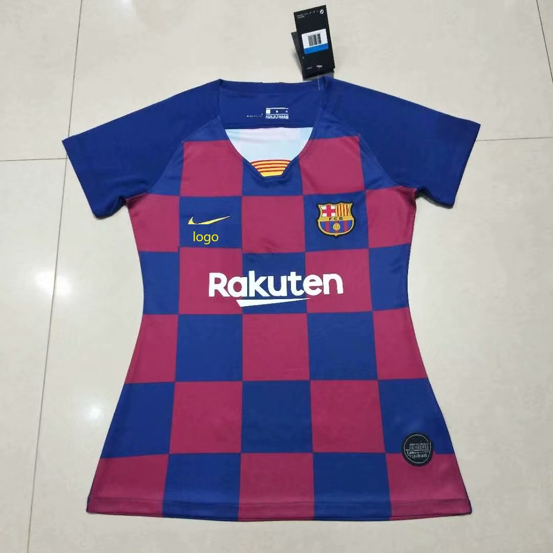 low priced b958b 80f0b 2019/20 Women Barcelona Home thai version Soccer jersey