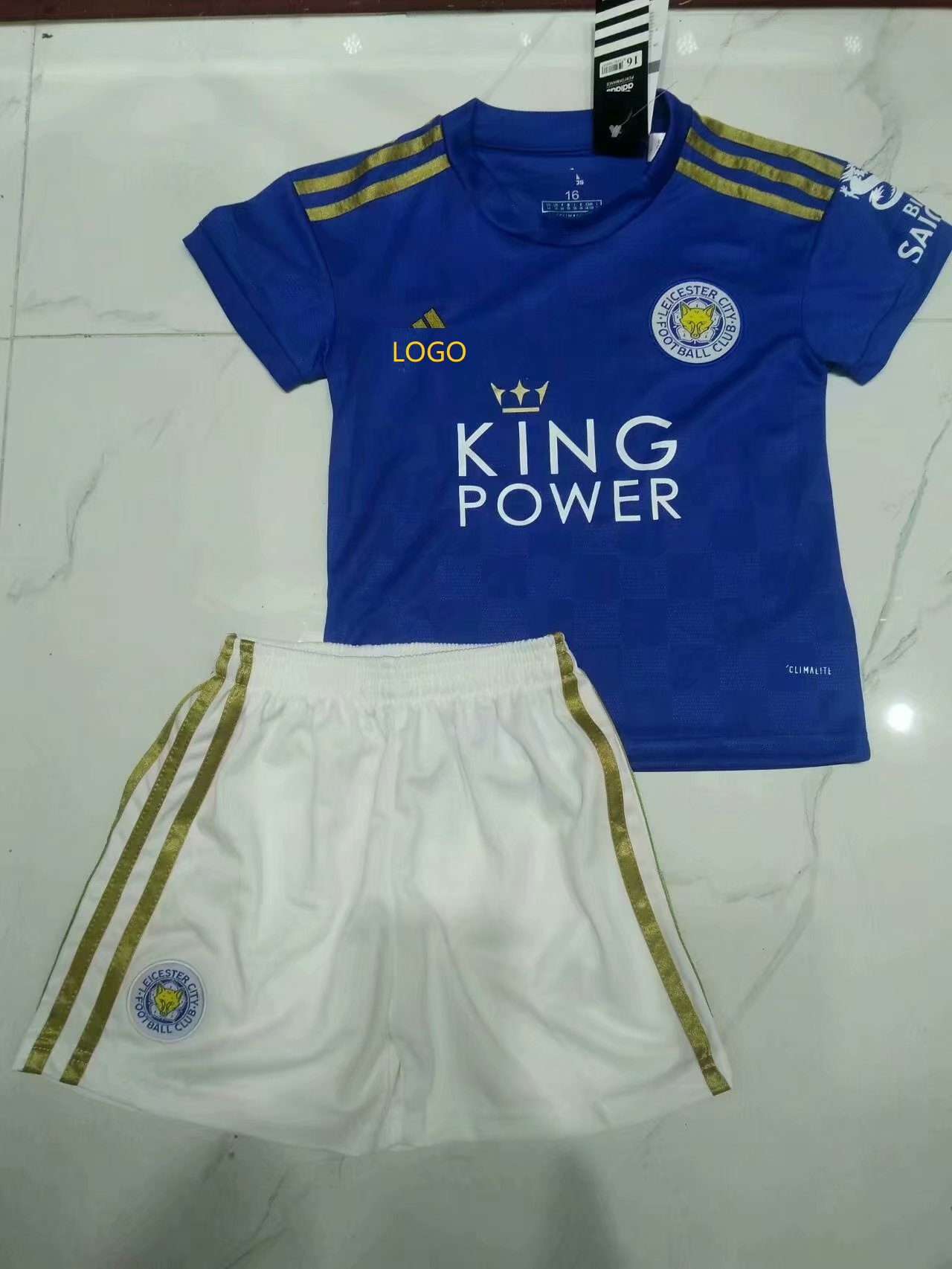 27bc2d2f7 2019 20 AAA Quality Leicester City home Children Soccer jersey customize  name number