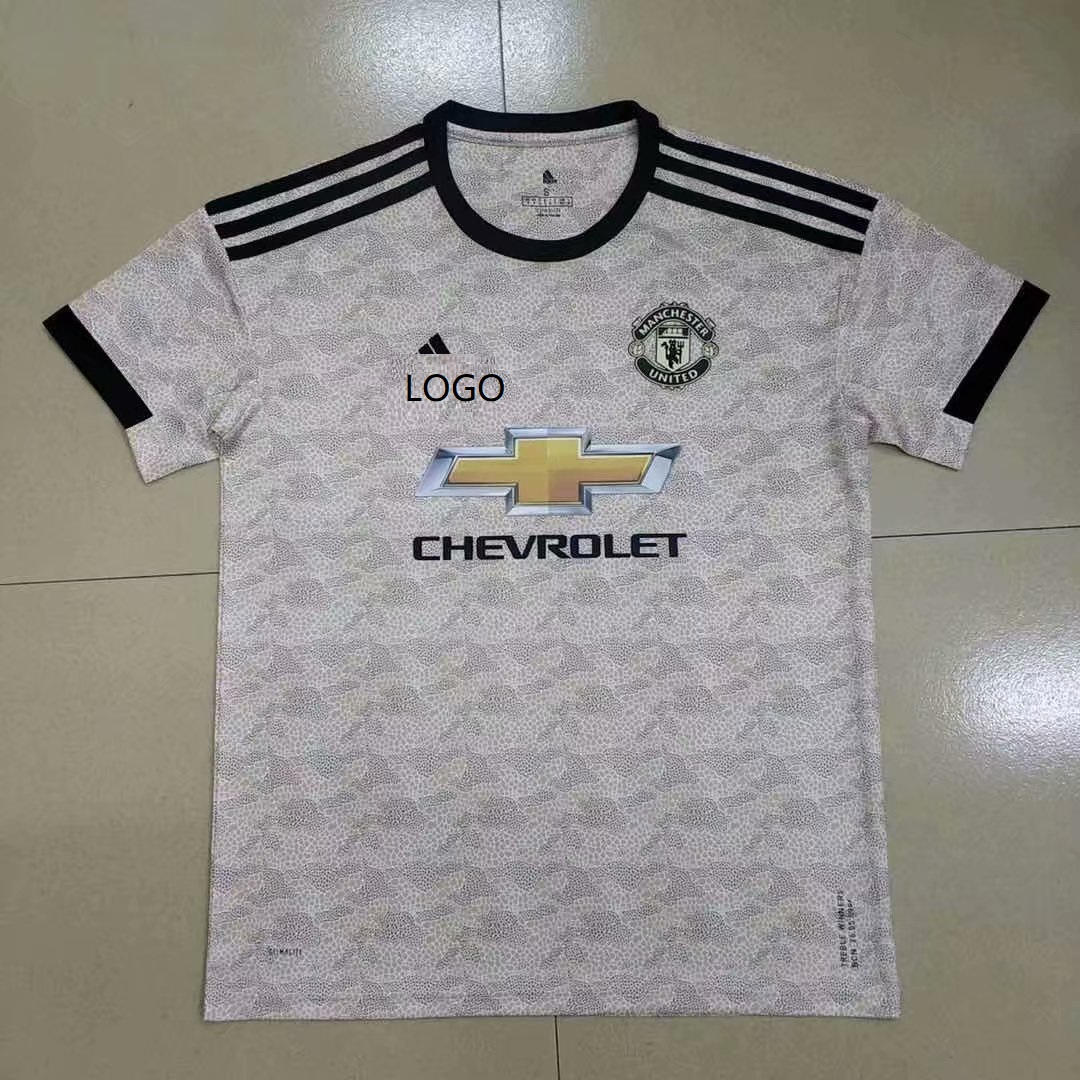 7b454326f 2019/20 Adult Manchester United third away fan version Soccer jersey  football shirt customize name number