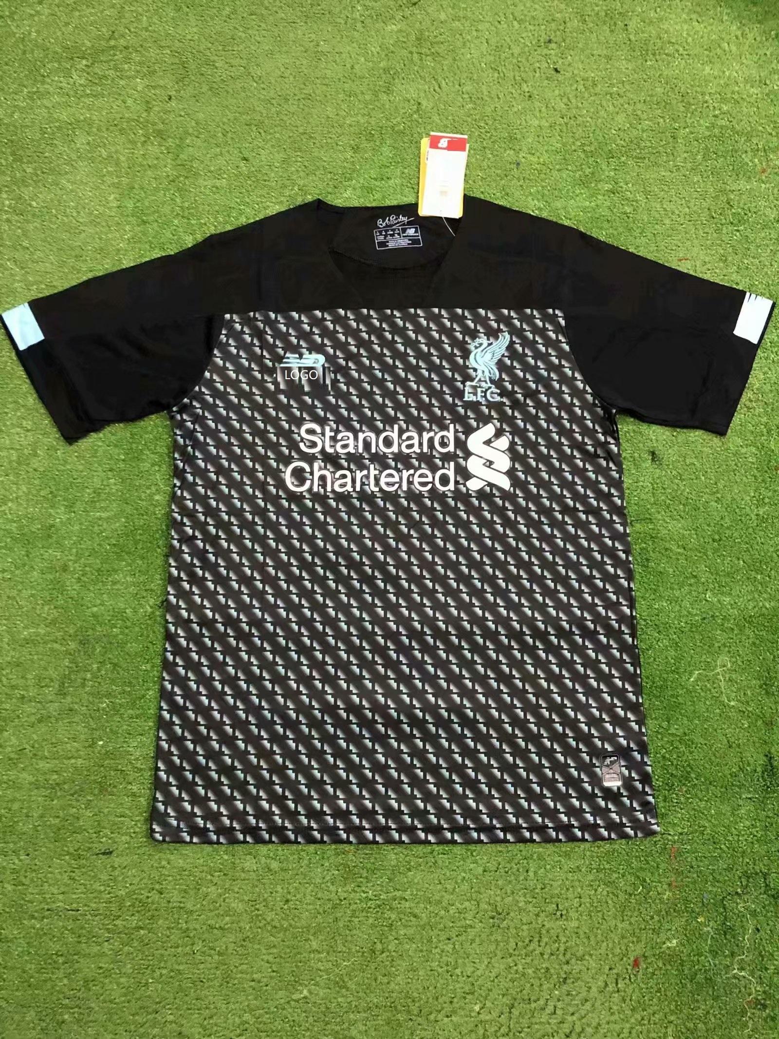size 40 9d1eb 20eb0 2019/20 Adult thai version Liverpool tgird away soccer jersey