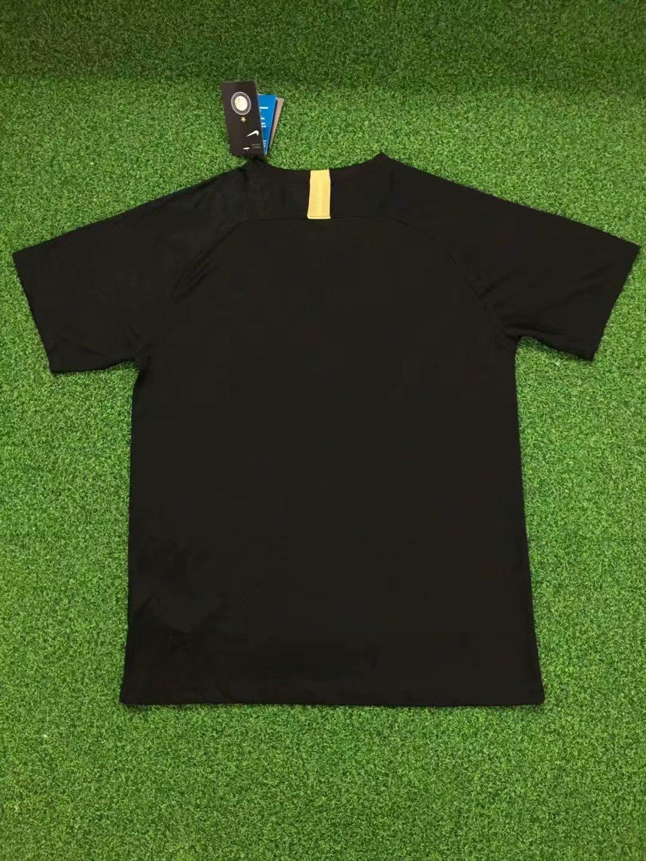 low priced bfb87 aae88 2019/20 Adult fan version Inter Milan black soccer jersey football shirt