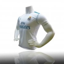 Adult Thailand Quality Real Madrid White Home Shirt Men Soccer Jersey Kits