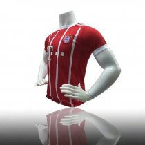 Adult Bayern Red Home Jersey Thailand Quality Soccer Shirt Replica Men Football Kits