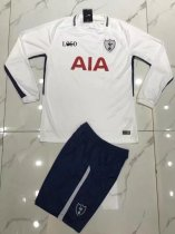 Adult Tottenham Hotspur Home Long Sleeve