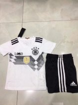 2018 Children Germany Soccer Jersey Uniform