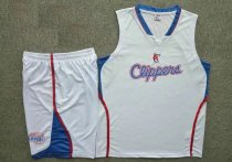 Men's LA Clippers Blake Griffin  White  Replica Basketball Jersey Uniforms Custom Name Number Adult Cheap