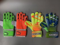 Adult Kids Soccer Goalie Gloves Fingersave Football Goalkeeper Gloves Size 5# 6# 7#  8# 9# 10#