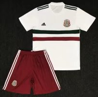 2018 Adult Mexico Away Soccer Jersey Men Football Uniforms