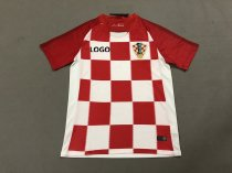 18 Russia World Cup Croatia Home Jersey