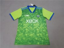 18-19 Seattle Home Green Soccer Jersey - Thai Quality