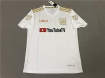18-19 Man Los Angeles white Soccer Jersey -Thai Quality Football Shirt