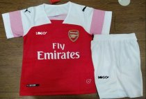 2018/19 AAA Kids Arsenal Soccer Uniform Children Football Kits