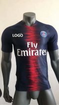 18-19 Men Player Version PSG Soccer Jersey Paris Football Shirt