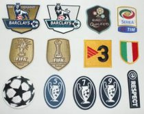 0.5 usd Soccer Patch Serie A  La liga Campion Fifa respect