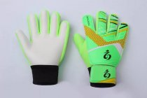 Kids Soccer Goalie Gloves Children Football Goalkeeper Gloves Size 5# 6# 7#