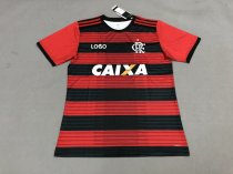 18-19 Flamengo Home Red And Black Soccer Jersey -Thai Quality