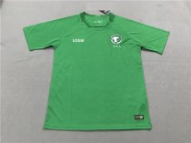 18-19 Saudi Arabia Away Green Soccer Jersey -Thai Quality