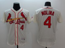 St. Louis Cardinals molina 4  WHITE
