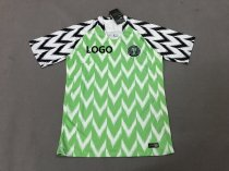 18-19 Nigeria Home Soccer Jersey -Thai Quality