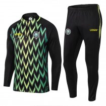 2018/19 Adult Nigeria Soccer Tracksuit Men Football  Training Suit