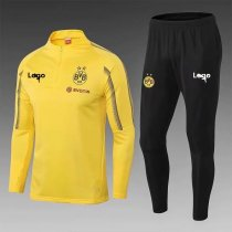 2018/19 Men Borussia Dortmund Soccer Tracksuit Adult Football Training Suits