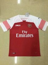 2018/19 Thai Quality Adult  Arsenal Home  Jersey Men Football Shirt Fan version