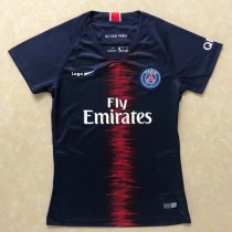 2018/19 Women PSG Soccer Shirt Lady Football Jersey Fan Version